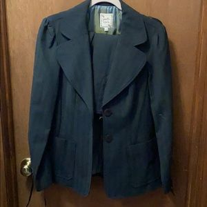 Nanette Lepore pencil skirt suit